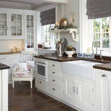 Photos Of Country Kitchens Home Design Interior Hang Wreaths On Glass Door Kitchen