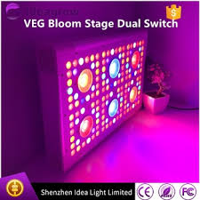 epistar led grow light equal 1000w hps light iris platinum 5w epistar led grow lighting cob