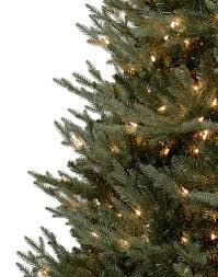 100 7 douglas fir artificial christmas tree downswept