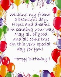 elegant birthday wishes for special friend photo best birthday
