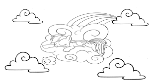 100 baby my little pony coloring pages princess candance