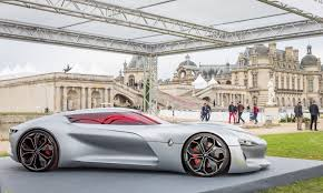 renault concept cars a fifth award for the renault trezor concept car my drives online