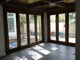 Accordion Doors Patio Accordion Glass Doors To Block Out Wind And 2016