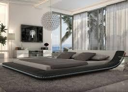 bett modern design schlafzimmergestaltung king size bett modernes design