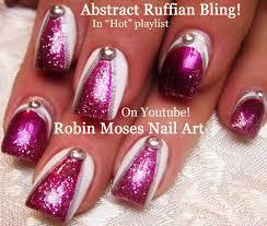 robin moses nail art 2014