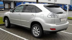 lexus rx 2006 lexus rx 400h pictures posters news and videos on your pursuit