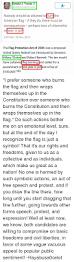 Flag Desecration Law 25 Best Memes About Flag Protection Act Flag Protection Act