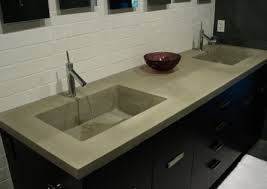 Commercial Bathroom Sinks Custom Commercial Bathroom Sinks And Concrete Countertops Ramp