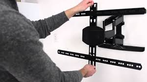 samsung tv wall mount kit curved tv wall mount cur3265bk youtube