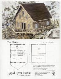 chalet building plans rapid river rustic cedar log homes chalet floor plans mountain