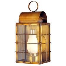 Copper Outdoor Lighting Lanternland Lighting Blog Nautical Style Copper Outdoor Lighting