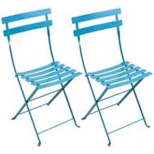 Turquoise Bistro Chair Fermob Bistro Metal Chair