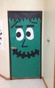 60 halloween frankenstein door decorations frankenstein door
