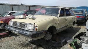 junkyard treasure 1982 subaru gl station wagon autoweek