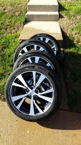 nissan maxima oem parts md 2016 nissan maxima oem wheels u0026 tires like new maxima forums