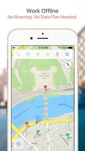 orleans map orleans map and walks on the app store