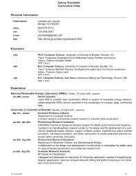 Resume Sample Computer Science by Sample Job Resume Format Mr Sample Resume Best Simple Format Of