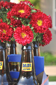centerpieces easy father u0027s day bouqet centerpieces make life lovely