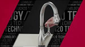 touch2o kitchen faucet how to install a delta kitchen faucet with touch2o technology and