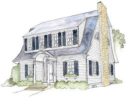 Colonial Revival House Plans 12 Best Dutch Colonial Homes Images On Pinterest Dutch Colonial