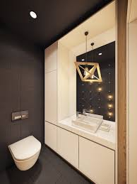 bathroom scandinavian design trends wall vanity glass bathroom