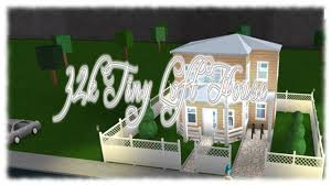 Loft Houses by Roblox 32k Tiny Loft House Bloxburg Youtube