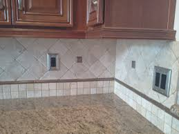 install backsplash in kitchen backsplash how to install a backsplash in a kitchen nice home