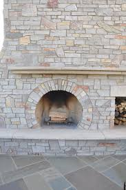 chilton heritage blend fireplace indiana limestone mantle and