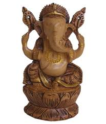 57 off on earth home decor musician ganesha on snapdeal