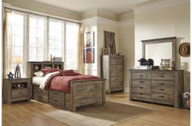 Bookcase Bedroom Sets Ashley Furniture Trinell Bedroom Collection