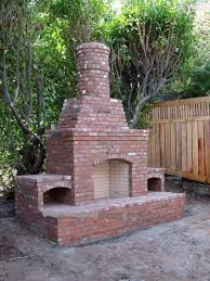 excellent ideas brick outdoor fireplace marvelous design for