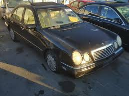 1999 black mercedes wdbjf70h1xa774651 1999 black mercedes e on sale in ca