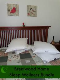 sweet dreams with brentwood home pillows review and giveaway