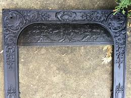 iron fireplace cover home decor xshare us