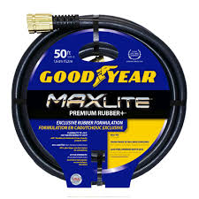 Rubber Home Depot by Goodyear 5 8 In Dia X 50 Ft Maxlite Rubber Hose Cgysgc58050