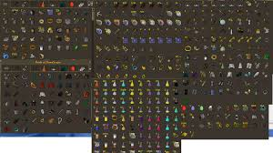 runescape runecrafting guide clean organized bank help and advice forum tip it
