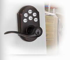 Keypad Interior Door Lock Smartcode Electronic Lever With Touchpad Kwikset Locks