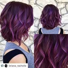 25 unique dark purple hair color ideas on pinterest dark purple