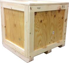 custom wooden shipping crates wood crate packaging product gallery
