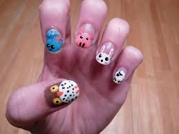animal designs for nails how you can do it at home pictures
