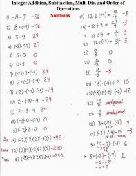 order of operations worksheets by math crush ws order koogra