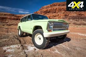 new jeep wagoneer concept jeep wagoneer roadtrip concept