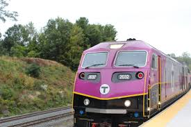 Commuter Rail by New Wachusett Commuter Rail Connects North Central Ma North