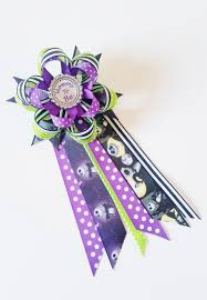nightmare before christmas baby shower corsage jack