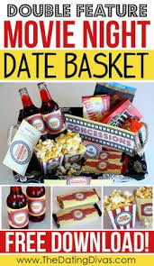 date gift basket ideas suite retreat kit a basket for 2 free printables