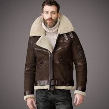 designer jacke die besten 25 sheepskin jacket mens ideen auf b3