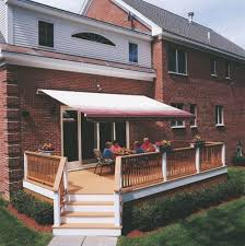 Vista Awnings Sunsetter Awnings Dayton Retractable Awnings Kettering