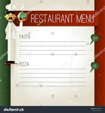 blank pizza menu images reverse search