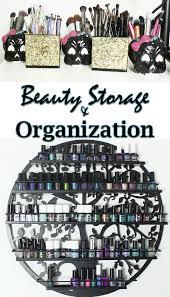 beauty storage and organization tips phyrra bloglovin u0027