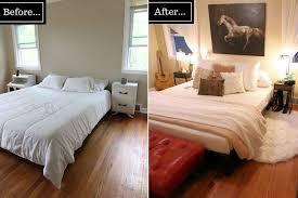 bedroom makeover on a budget master bedroom refresh on a budget better living